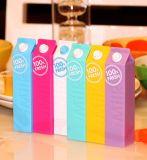 Крен силы цвета конфеты отрезока крена силы типа 1200mAh молока портативный для мобильного телефона для подарка рождества
