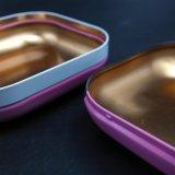 مربّعة كعك صندوق; خبز قصدير; هبة صفيحة مقصدرة صندوق يستطيع طعام ([س001-ف28])