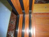 신식 고품질 두 배 유리제 알루미늄 미닫이 문