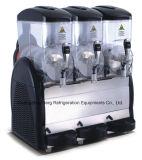 De commerciële Machine van Garita van de Sneeuwbrij met 3 Kommen