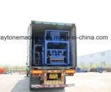 Qt40-1 легкие приводятся в действие ручной блокируя блок делая машину