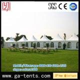 Tenda esterna di approvvigionamento di cerimonia nuziale del giardino
