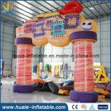 Artículo del festival Inflatable Halloween Archway para la decoración de Halloween