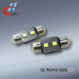 Adorno directo LED Canbus de la alta calidad 3.3W de la oferta de la fábrica para el Benz de VW del Benz de BMW