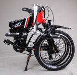 "20 "" 36V 10.4ah Li 이온 건전지를 가진 소형 전기 접히는 자전거"
