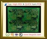 Mehrschichtiger gedrucktes Leiterplatte-Prototyp Schaltkarte-Vorstand-Hersteller Soem-2-28 für GPS-Verfolger