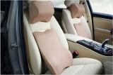 Poggiacapo dell'automobile e supporto posteriore del collo del cuscino, vita Supportare-Nera