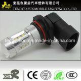 15W LED 차 빛 3156/3157, T20 의 H1/H3/H4/H7/H8/H9/H10/H11/H16 가벼운 소켓 크리 사람 Xbd 코어를 가진 자동 안개 램프 헤드라이트