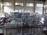Automatische het Afdekken van het Aluminium Machine voor de Fles van het Glas