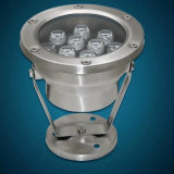 LEIDENE Lichte IP68 Onderwater Lichte Openlucht Waterdichte 9W 12W LEIDEN Van uitstekende kwaliteit van het Zwembad OnderwaterLicht