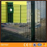 O MERGULHO quente galvanizou a anti cerca da prisão da cerca da escalada 358