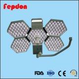 Lâmpada Shadowless médica da operação do teto do diodo emissor de luz