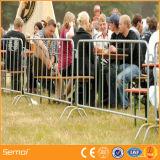 Portátil Temporal Esgrima la barricada del tráfico barrera de seguridad