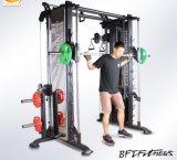 適性装置の体操マルチ機能スミスケーブルのクロスオーバー機械