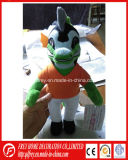 Brinquedo personalizado da mascote do luxuoso para o clube/equipa de basquetebol