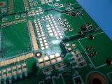 Oro de circuitos impresos de la inmersión híbrida RO435b y Fr4 de la tarjeta