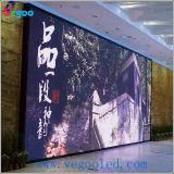 P6 HD Innen-LED-Bildschirmanzeige für Mietstadiums-Bildschirm