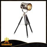 Modern Studio Wood tripod lâmpada de mesa (KAT701S)