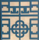 天井及び壁の装飾的な使用のためのアルミニウムCNCの切断のクラッディング