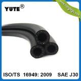 Yute Marken-populäres schwarzes Öl-beständiger Gummischlauch-Kraftstoffschlauch