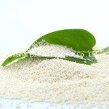 Pellets de liberación lenta de sulfato de zinc