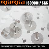 De anti-Vervalsing Rewritable Ntag van het Ontwerp van de douane 203/213/215/216 Sticker van de Markering RFID NFC