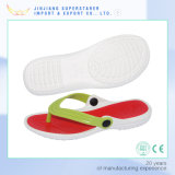 Jelly Shoes PVC Upper Strap Girls EVA Flip Flop Slippers