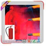 Revestimento eletrostático vermelho lustroso do pó Ral3020 para a pintura do extintor de incêndio
