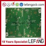 1.6mm 2L doppelter mit Seiten versehener OSP hoher Tg170 V0 medizinischer Apparat-Schaltkarte-Vorstand