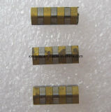 4.5mm cabeça magnética de leitor de cartão de 3 cabeças magnéticas da trilha