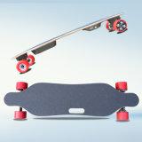 2017 neuestes vier Rad-Naben-Bewegungslithium-Batterie-elektrisches Skateboard