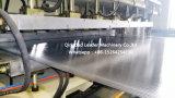 El panel de alta tecnología de la sol de la hoja del material para techos de la depresión de la tarjeta de Multiwall de la hoja de la depresión del policarbonato de la PC que hace la máquina