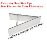 Perfil de alumínio refrigerando elevado da extrusão do desempenho para dispositivos da eletrônica