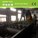 Pp.-Beutel HDPE-LDPE-Plastikfilm, der Maschine aufbereitend sich wäscht