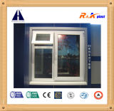 Maak en Durable Wooden Laminated 60 Casement Series UPVC Profiles voor Windows en Doors schoon