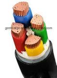 Câble en caoutchouc de câble de Gemt de garantie