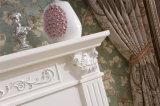 ホーム家具の白いヨーロッパの暖房の電気暖炉(321B)