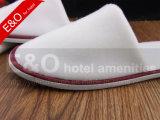 Single-Sided Flocking тапочки гостиницы ткани