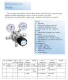Mediun al regulador especial resistente del gas del acero inoxidable (CBM-R12)