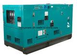 20kVA de super Stille Diesel die Reeks van de Generator door Isuzu Engine wordt aangedreven