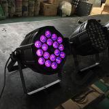 Innenstadiums-Licht 18X15W 5 in 1 NENNWERT LED