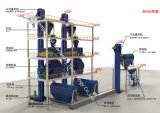 Автоматическая деятельность, машина зерения удобрения сульфата аммония для сбывания