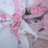 Da impressão feita sob encomenda de Digitas da alta qualidade tela de seda (TLD-0001)