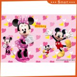Peinture à l'huile estampée par jet d'encre de Mickey Mouse pour la décoration à la maison