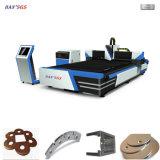 Metalllaser-Ausschnitt-Maschinen-Wasserkühlung Faser-Laser-1500W