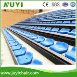 Jy-706 binnenBleachers van de Zetels van de Tribune Intrekbare Plastic Plaatsing