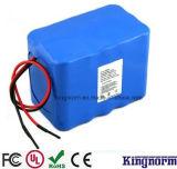 12V 20ah Li-Ionplastik-Batterie-Satz für E-Gras Scherblock-Mäher