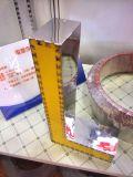 코뿔소 알루미늄 LED 표시는 채널 편지 구부리는 기계 코뿔소 III를 이동한다