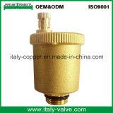Новый Н тип латунь ODM выковал клапан сброса давления воздуха (IC-3042)