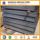 Placa de acero laminada en caliente suave de la hoja de acero del carbón Ss400